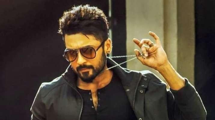 Suriya on playing 'real-life hero' in Soorarai Pottru