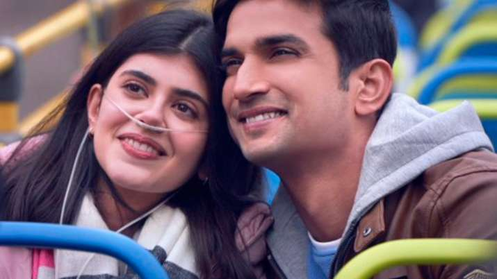 Sushant Singh Rajput's Dil Bechara becomes highest rated Indian film on IMDb