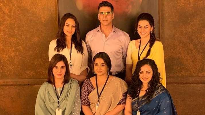 Taapsee Pannu reveals why she said yes to Akshay Kumar, Vidya Balan starrer 'Mission Mangal'