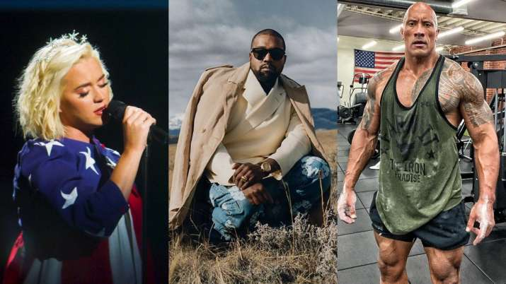 Kanye West announces US Presidential bid: 7 celebs who might run for elections in 2020