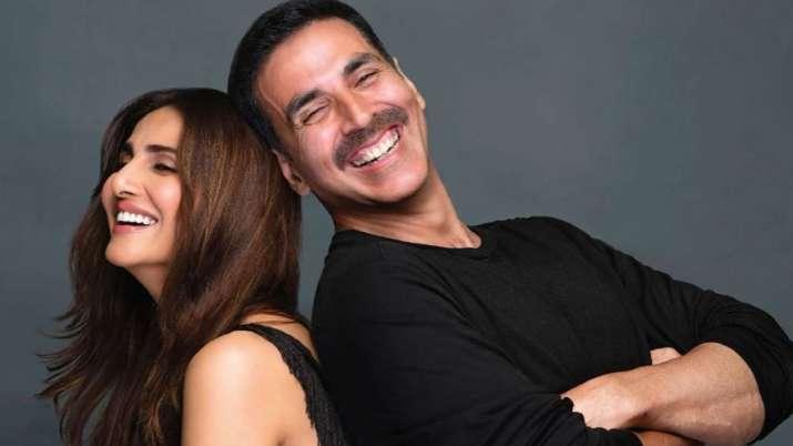 Vaani Kapoor confirmed opposite Akshay Kumar in 'Bellbottom'