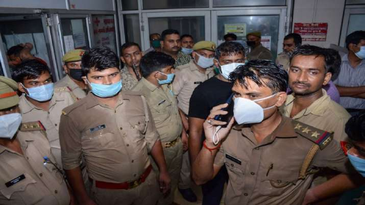 Vikas Dubey, dreaded gangster, killed in encounter by UP STF ...
