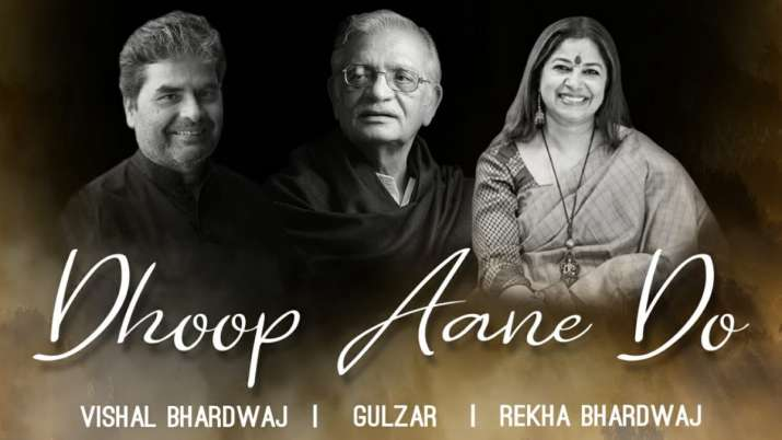 Vishal Bhardwaj releases first single 'Dhoop aane do' with COVID-19 at backdrop