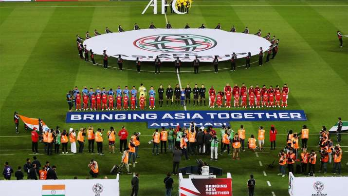 India among five bidders for 2027 AFC Asian Cup