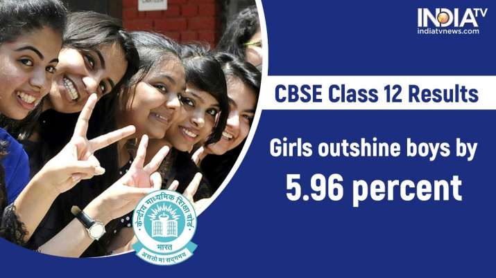 Girls perform better than boys, cbse 12th result 2020, cbse 12th result 2020 declare, cbse 12th resu