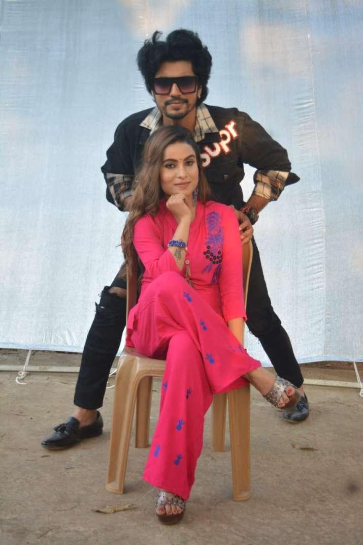India Tv - Trailer of Bhojpuri feature film 'Preet Ka Daman' out