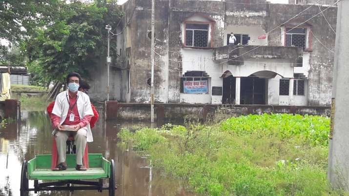 Grim state of affairs in Bihar as doctors working at COVID-19 speciality hospital have to travel thr