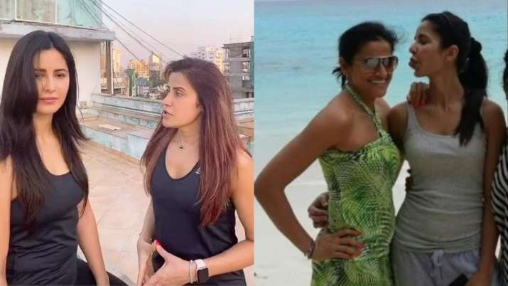 Katrina Kaif has a sweet birthday wish for 'fitness partner' Yasmin Karachiwala