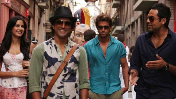 Zindagi Na Milegi Dobara turns 9: Zoya's BTS photo with Hrithik, Farhan, Abhay will make you miss th