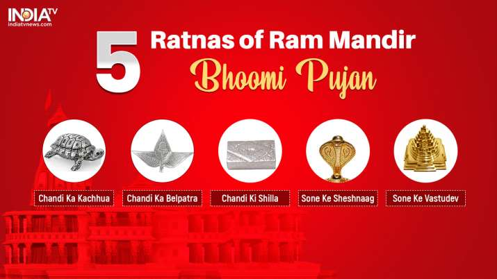 Only 32 seconds Shubh Muhurat for Ram Mandir Bhoomi Pujan;