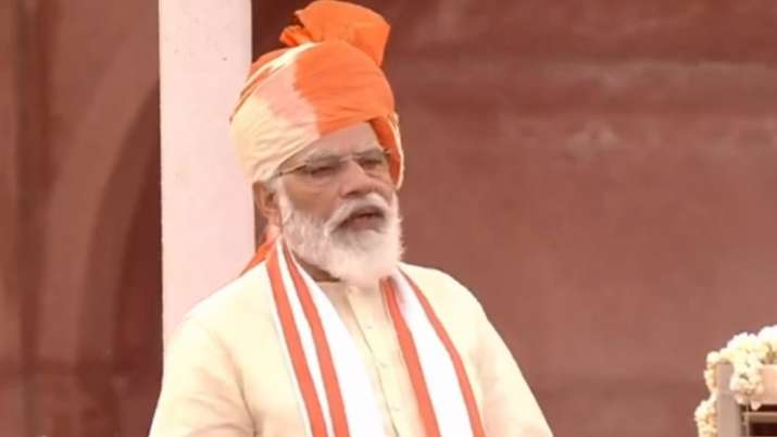 PM Modi independence day