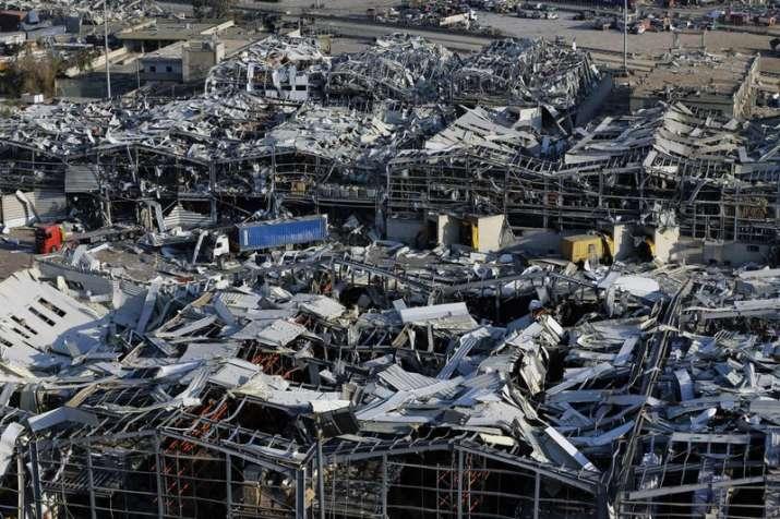 Beirut Blast: 3 senior port officials arrested