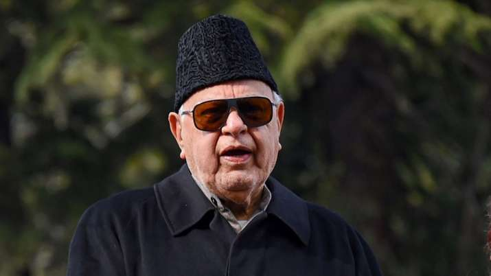 Meeting of parties called by Farooq Abdullah not held due to restrictions imposed by authorities: NC
