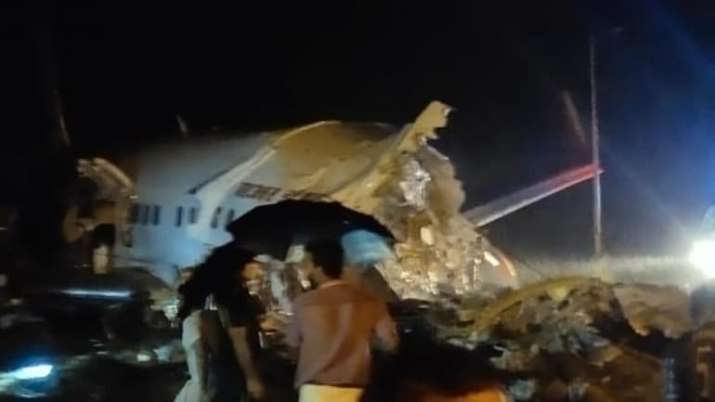 Air India plane skidded off the runway due to poor visibility: DGCA