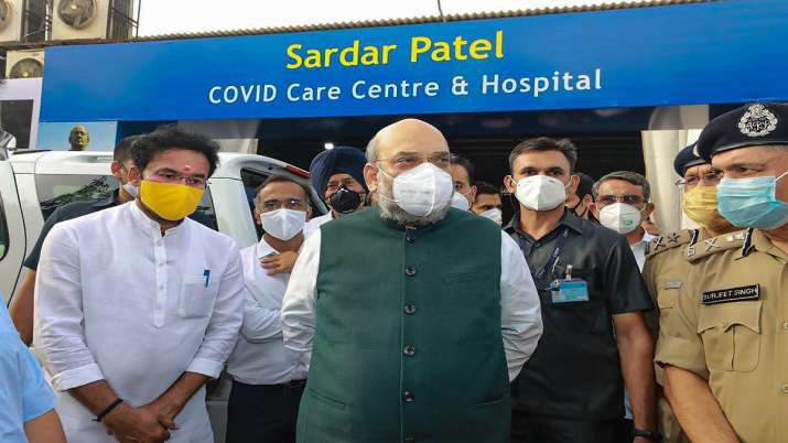 Union Home Minister Amit Shah tests positive for COVID-19, admitted to hospital