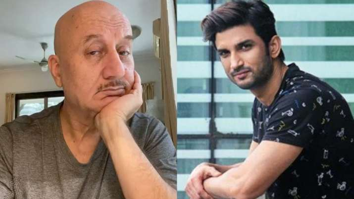Anupam Kher says Sushant Singh Rajput's family and fans deserve to know the truth