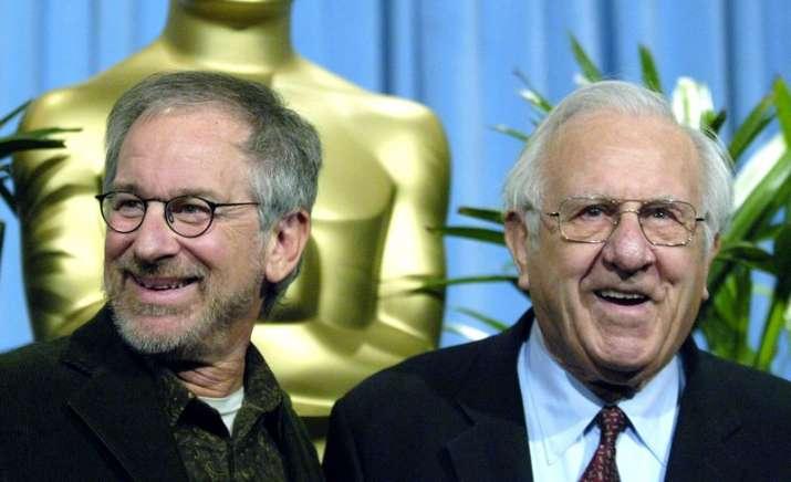 FILE - Steven Spielberg, nominated for best director for