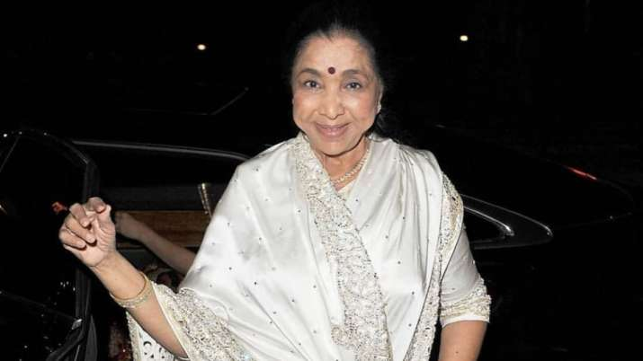 Asha Bhosle flags Rs 2 lakh power bill for June
