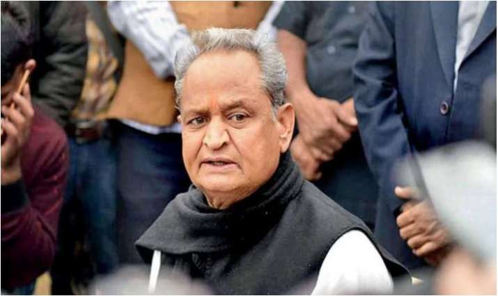 CM Gehlot lacks numbers, does not trust his MLAs: BJP