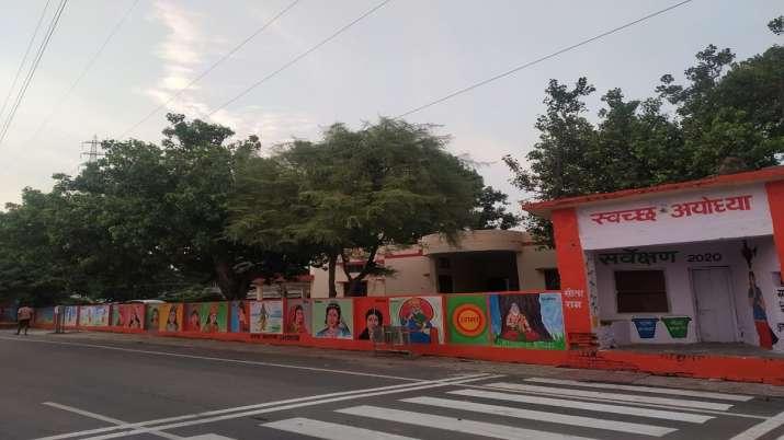 India Tv - Ram Mandir bhoomi pujan, Ram Temple, Ayodhya, PM Modi, foundation stone