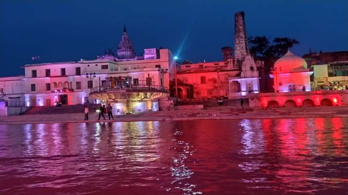 Ayodhya ready to hold Ram Temple Bhoomi Pujan