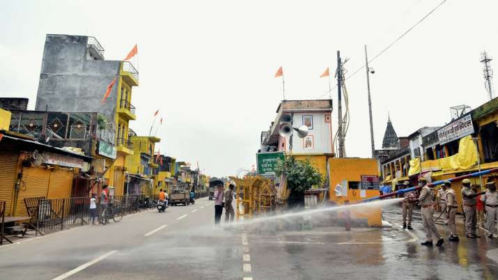 Security beefed up on UP-Nepal border for Ram Mandir Bhoomi