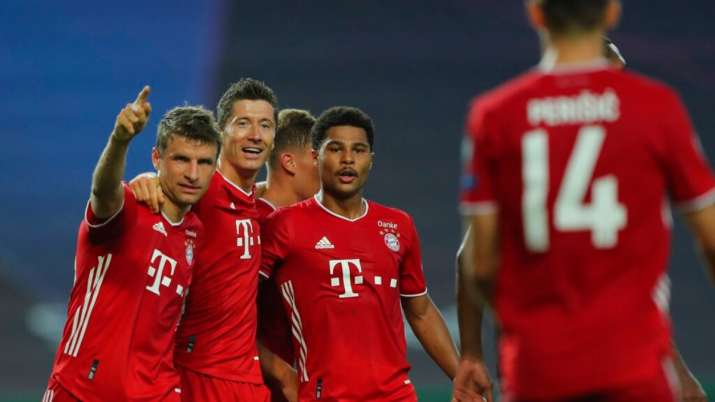 Bayern Munich Vs Psg Angel Di Maria Serge Gnabry Could Prove Key In Champions League Final Football News India Tv