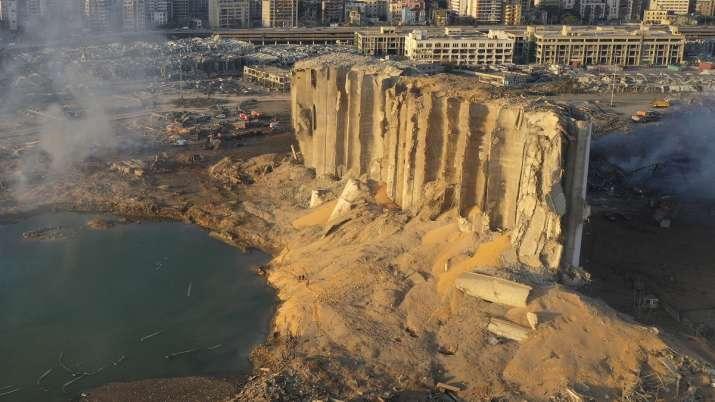 India Tv - Beirut, lebanon, explosion, Chennai, Hyddrabad