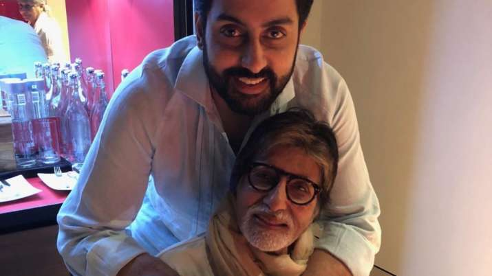 Amitabh Bachchan updates his blog: Heartening to be back from hospital, praying for Abhishek