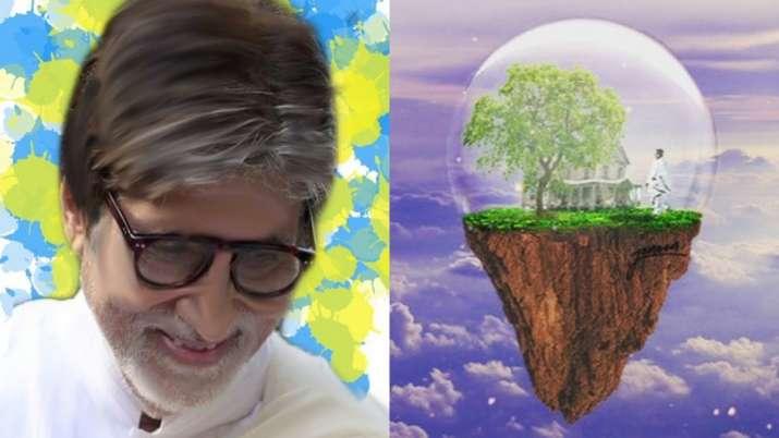 Amitabh Bachchan's positive thought of the day: Andheri Raat Par Diya Jalana Kab Mana Hai