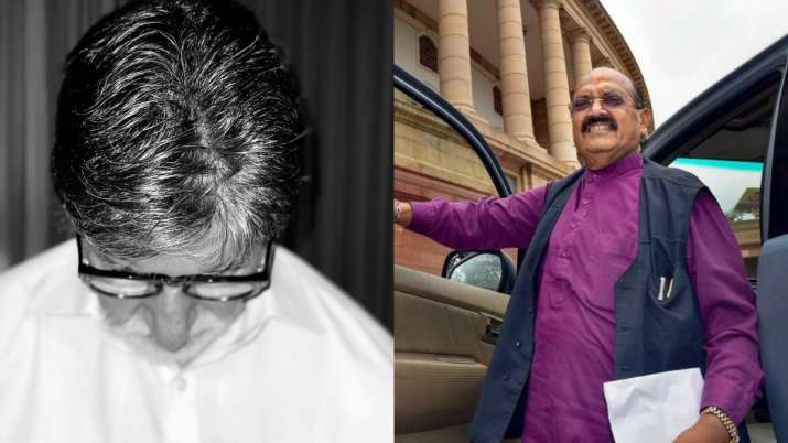 Amitabh Bachchan saddened after Amar Singh's death: Filled with grief, head bowed, only prayers rema