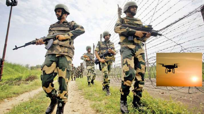 Flying object spotted in J&K's Mendhar sector along LoC: Reports