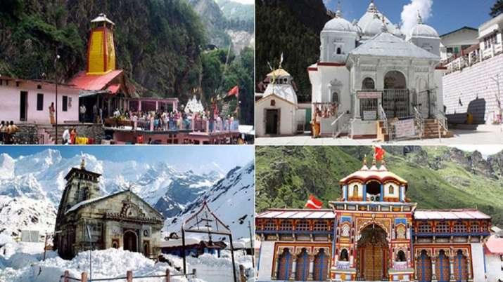 Railways, Char Dham sites, Gangotri, Yamunotri, Kedarnath, Badrinath