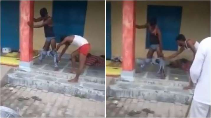 UP: Cobra slithers up man's jeans in Mirzapur, he stands still for 7 hours | Watch