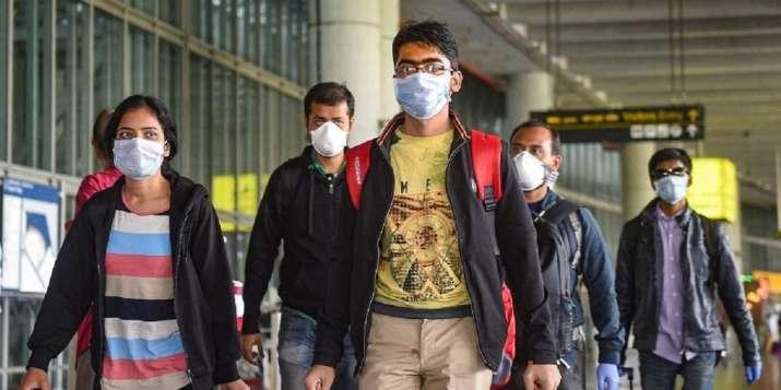 Gwalior: People without face masks to write essay on coronavirus as punishment