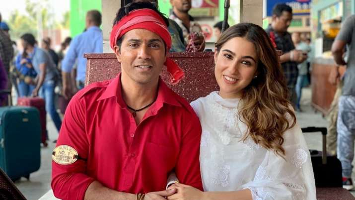 Varun Dhawan, Sara Ali Khan starrer Coolie No. 1 headed for digital release? Here's what fans are tw
