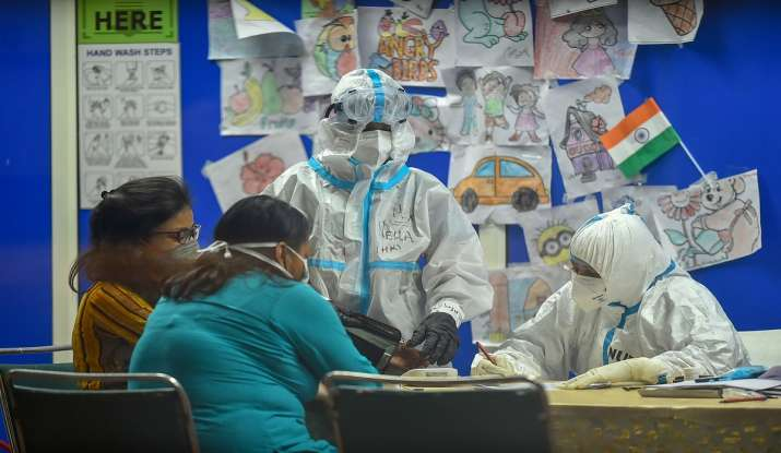 Delhi at 50-day high with nearly 2,000 COVID-19 cases; death toll at 4,404