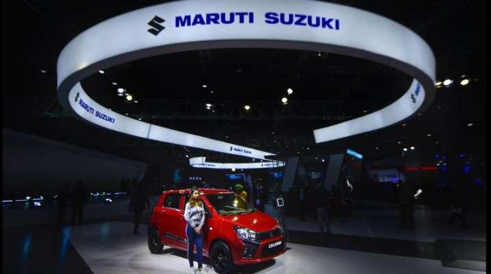 Maruti total sales decline 1percent in July; domestic sales edge up