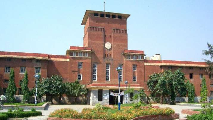 DU OBE 2020: Political Science students receive mock exam paper during online book examination