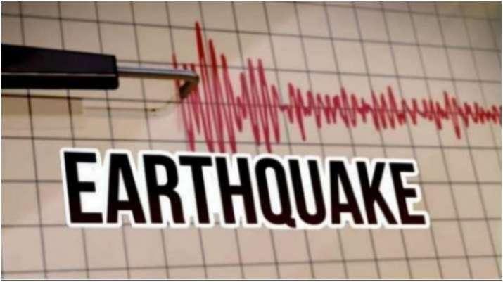Earthquake hits Jharkhand