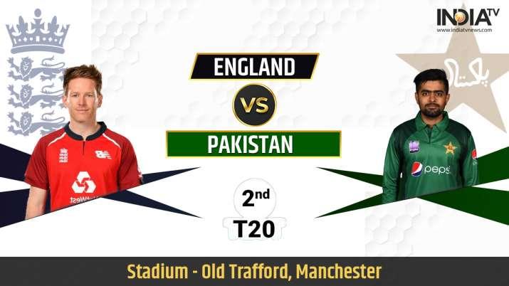 Live Streaming Cricket, England vs Pakistan 2nd T20I: Watch ENG vs PAK stream live cricket match on