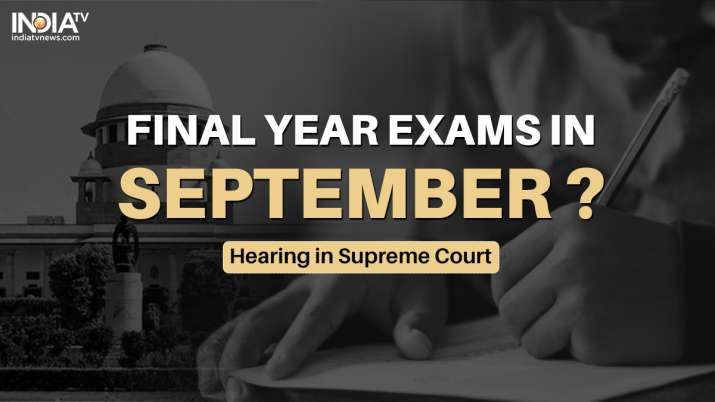 final year exams hearing in supreme court, ugc hearing supreme court live updates, ugc hearing live