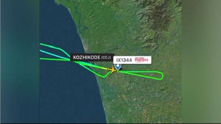 Air India Express plane tried to land twice at Kerala Airport, flight tracker site indicates