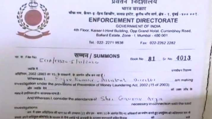 Sushant Singh Rajput Death: ED summons Goa hotelier Gaurav Arya; NCB gathers details