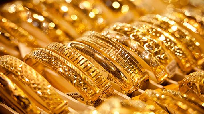 Gold Price Today: Gold declines Rs 557, silver tumbles Rs 1,606 | Business News – India TV