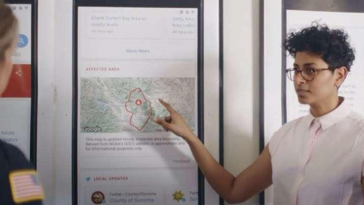 google, google maps, google maps features, new google maps features, google maps California fire ale