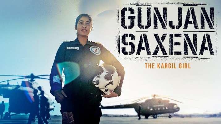 Gunjan Saxena The Kargil Girl Trailer Out Janhvi Kapoor Impresses As First Indian Female Pilot In Combat Bollywood News India Tv
