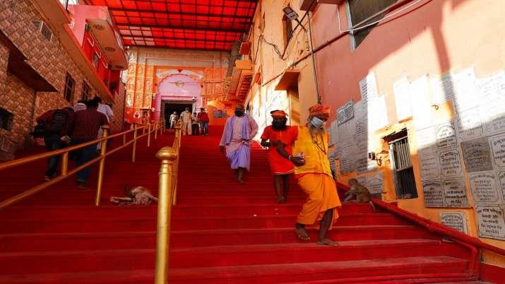 India Tv - Hanuman Garhi, Ram Mandir bhoomi pujan, Ram Temple, Ayodhya, PM Modi