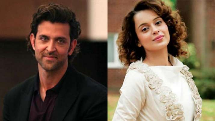 Team Kangana Ranaut's sly dig on Hrithik Roshan as he wishes Taapsee Pannu on birthday