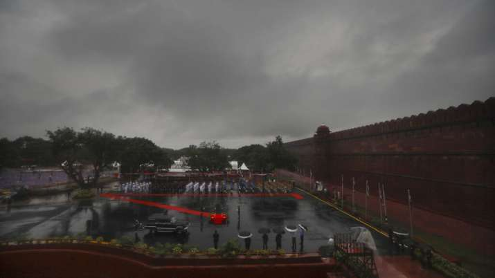 Independence Day photos, Independence Day rehearsal